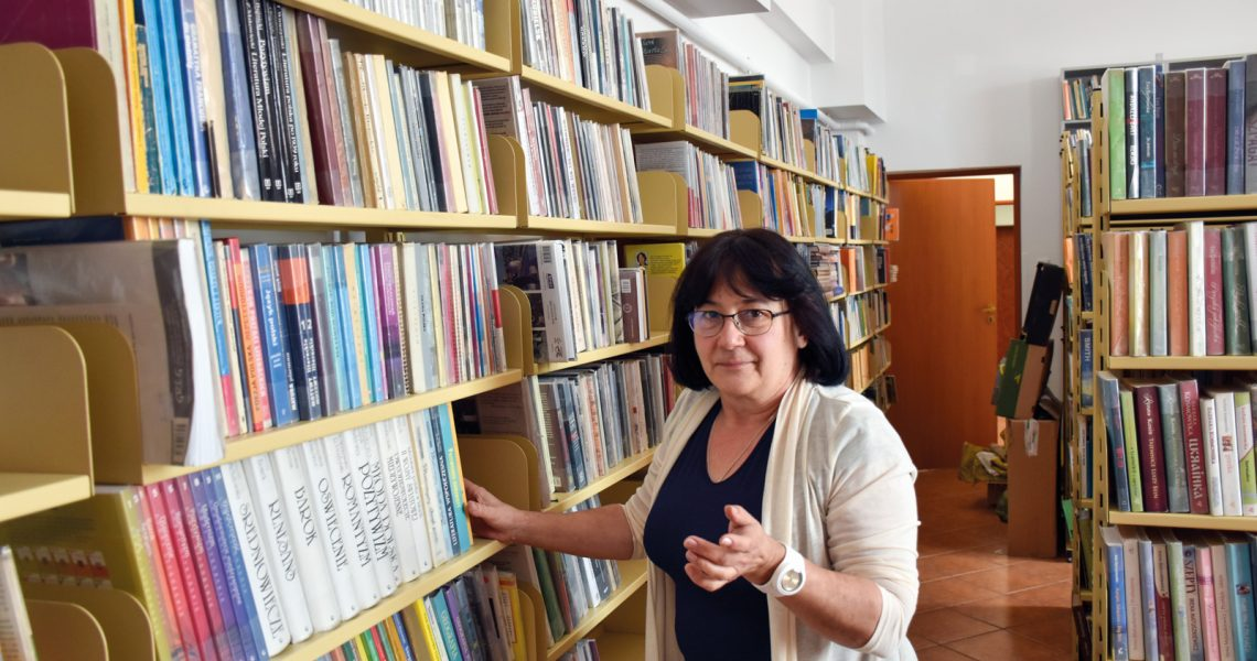 Biblioteka po nowemu
