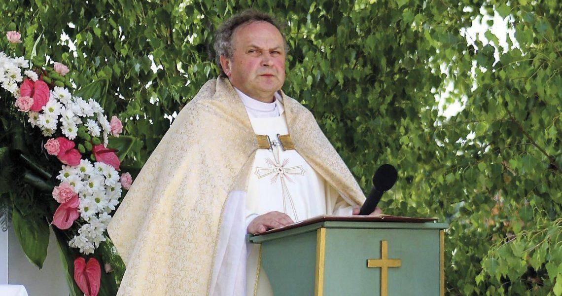 Zapadł parafianom w serca jako dobry człowiek